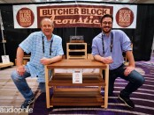 Butcher Block Acoustics The Show 2019