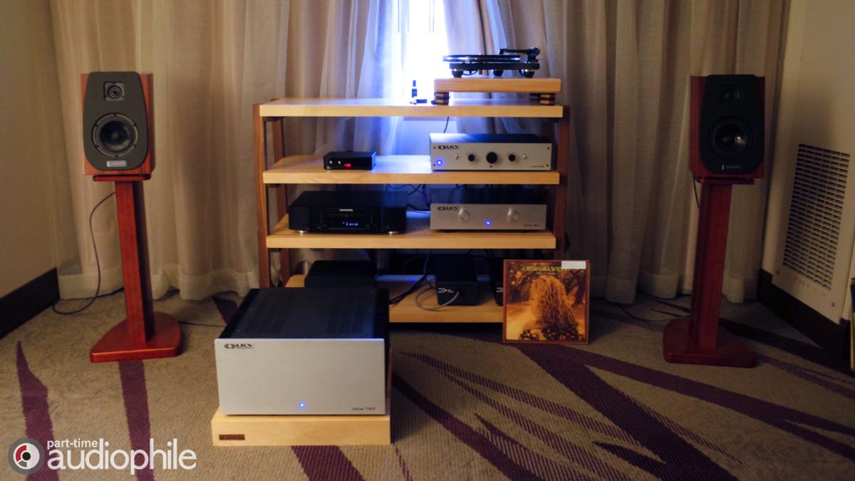 LKV Research, Sonner Audio, Butcher Block Acoustics | T.H.E. SHOW 2019