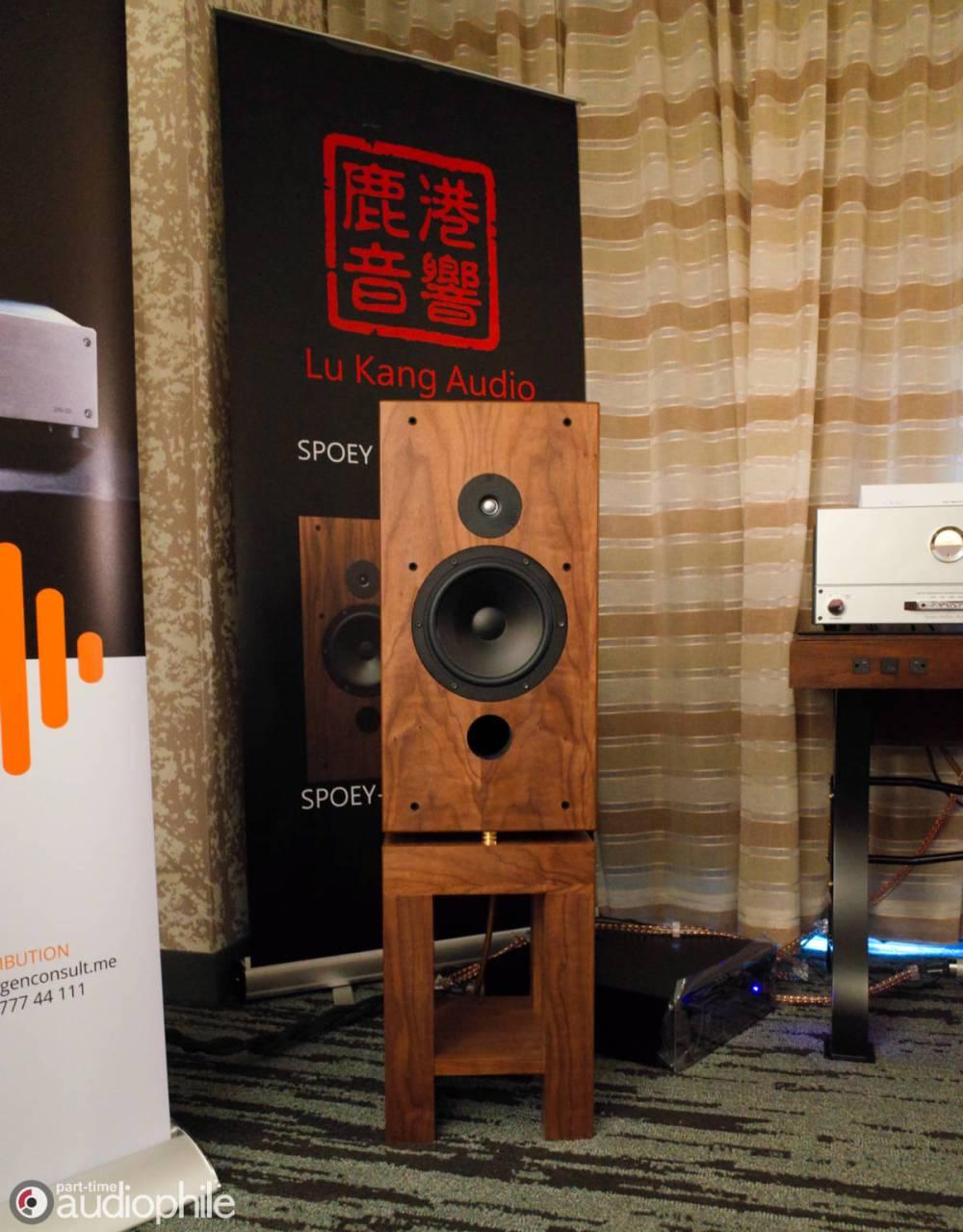 Lu Kang Audio RMAF 2019