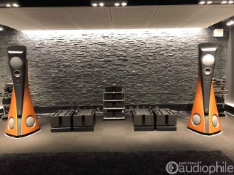 Vitus Audio Factory listening room