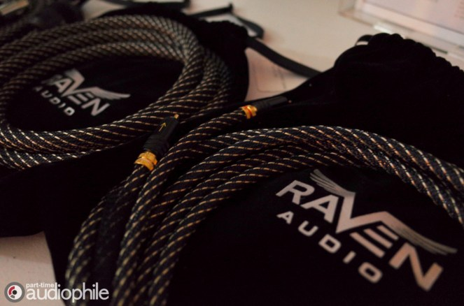 Raven Audio CAF 2019