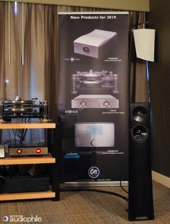 GTT Audio CAF 2019