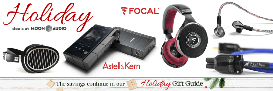 Moon Audio brings the toys for holidays