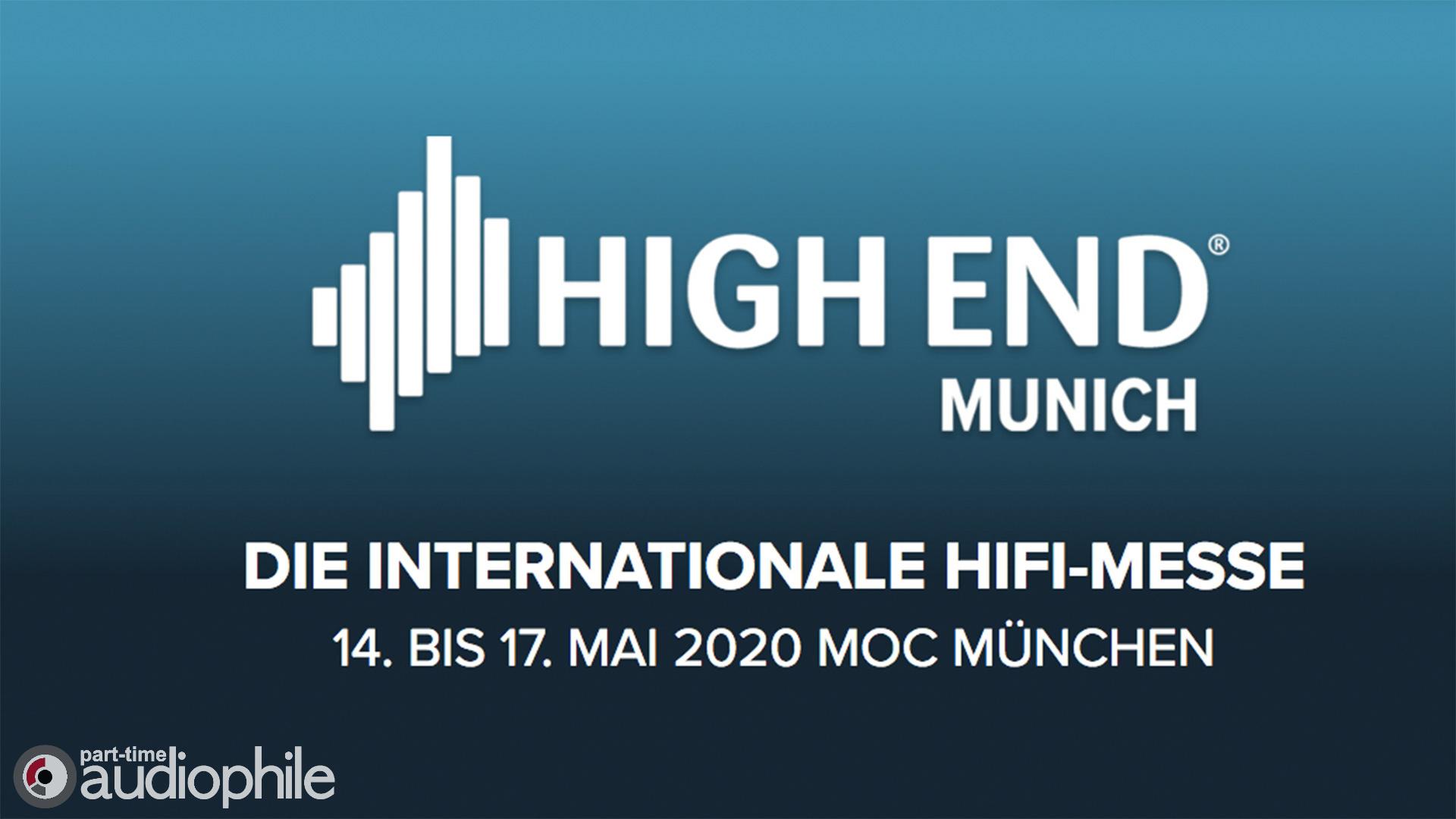 BREAKING: High End Munich 2020 Cancelled
