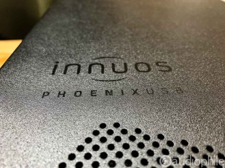 Innuos Phoenix USB Reclocker logo