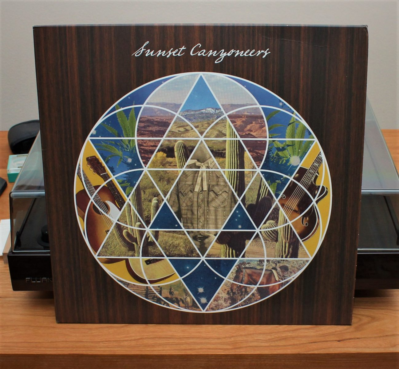 Sunset Canyoneers   The Vinyl Anachronist