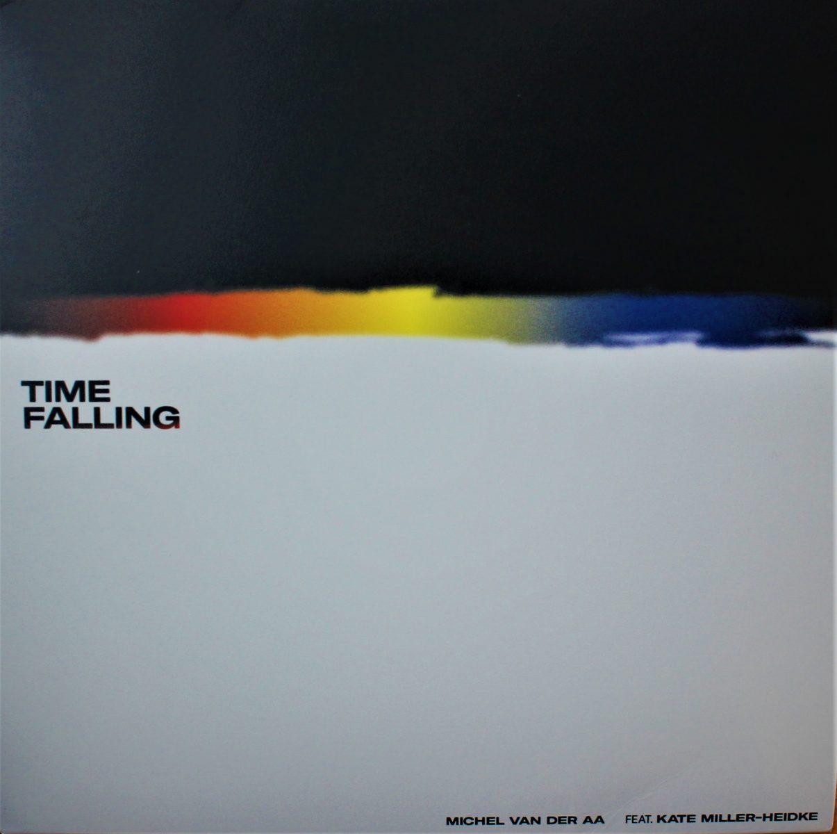 Michel van der Aa, Time Falling   The Vinyl Anachronist