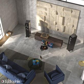 Parker Trio interior