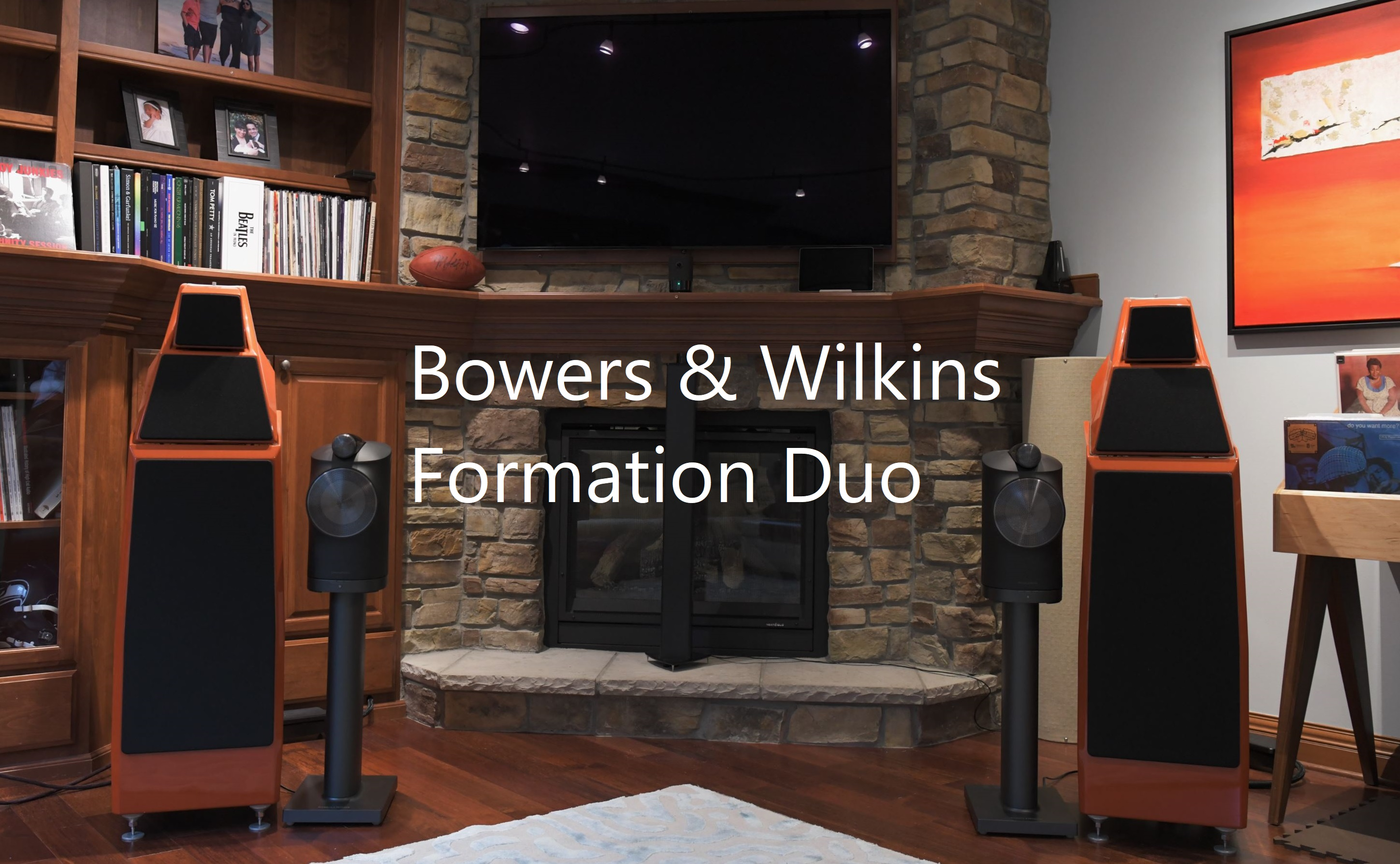 Bowers and Wilkins Formation Duo Loudspeakers | Review | Part-Time Audiophile