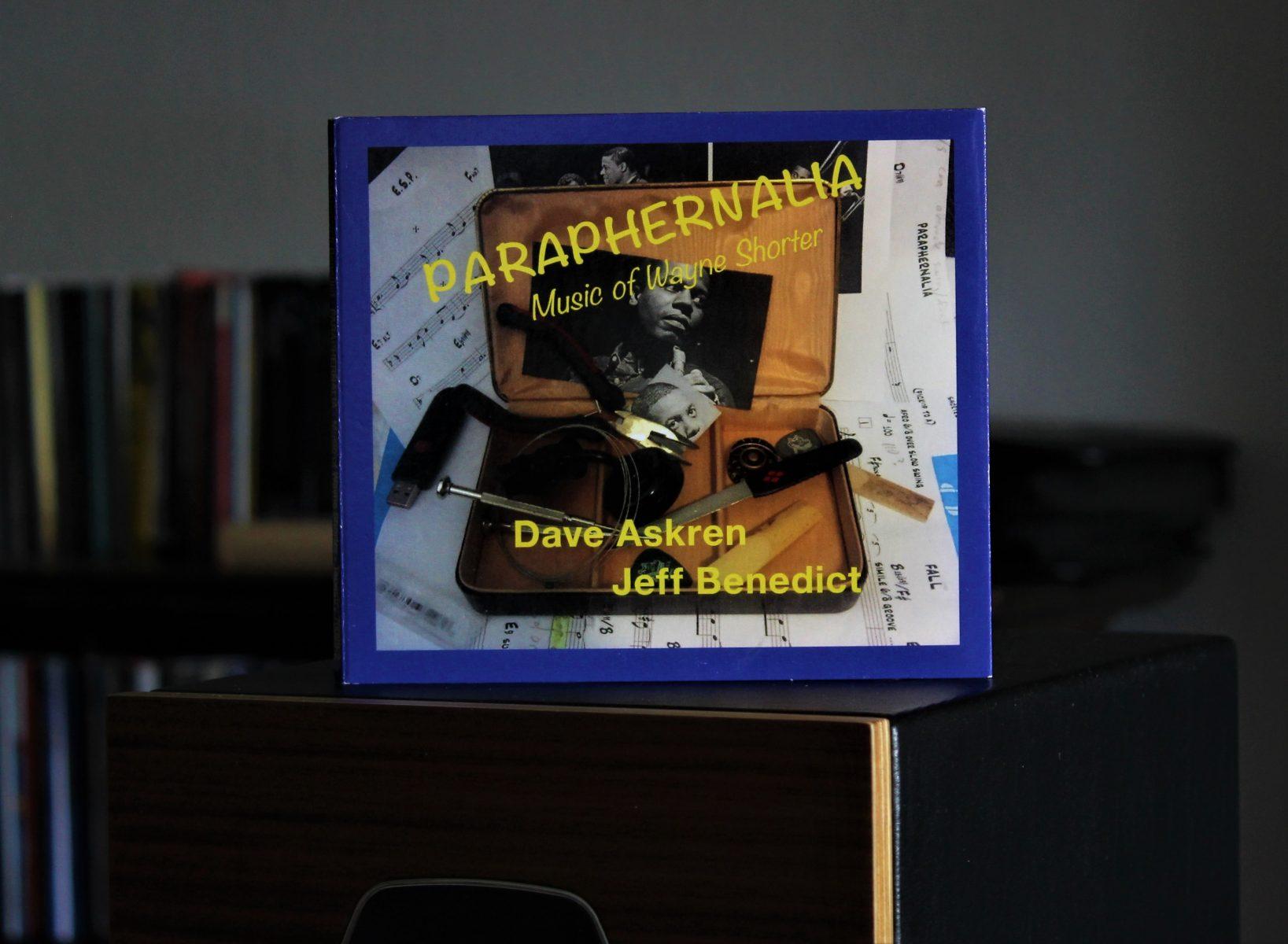 Dave Askren and Jeff Benedict, Paraphernalia | The Vinyl Anachronist