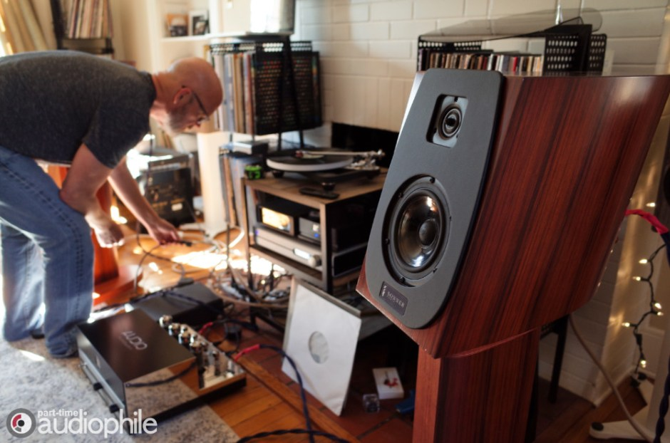 recordings at dave mcnair's house