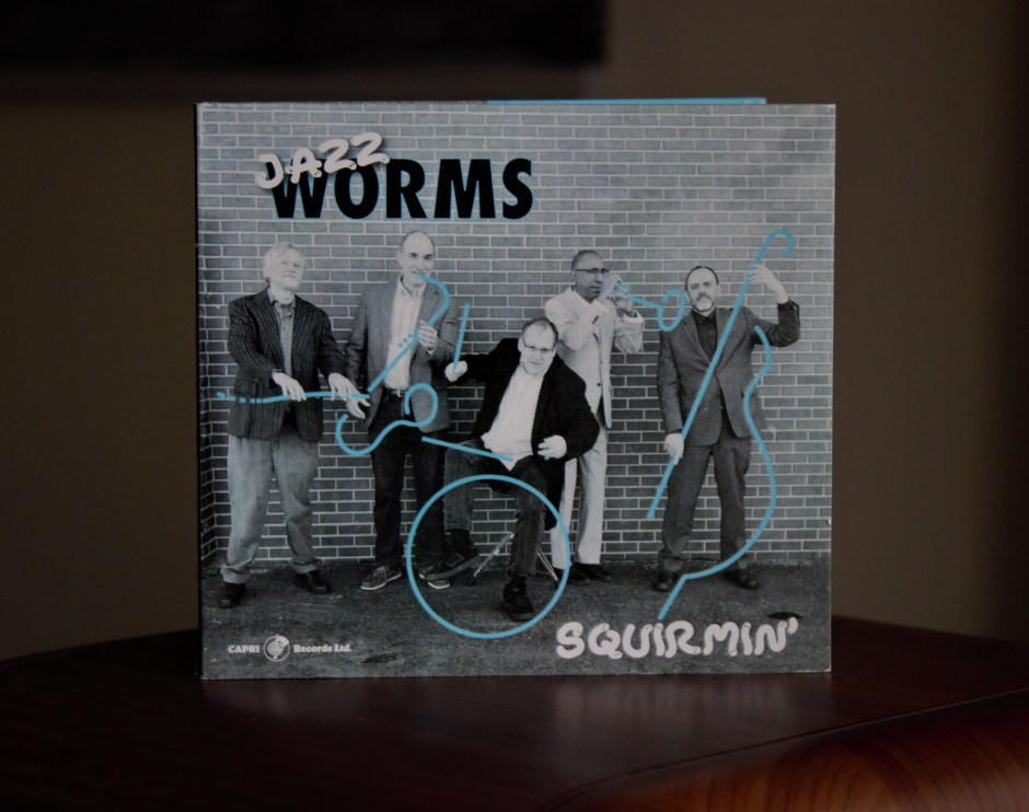 Jazz Worms drop first album in 34 years