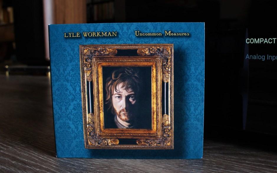 Lyle Workman's new album, Uncommon Measures.