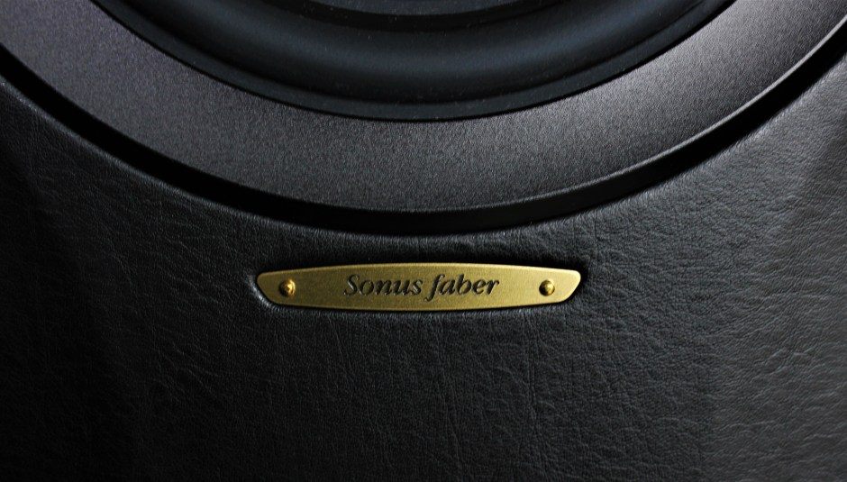 Part of Sonus faber Heritage Collection.