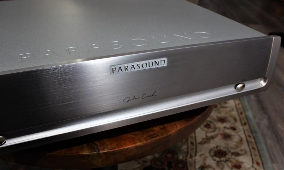 John Curl designed the Parasound JC 3+.