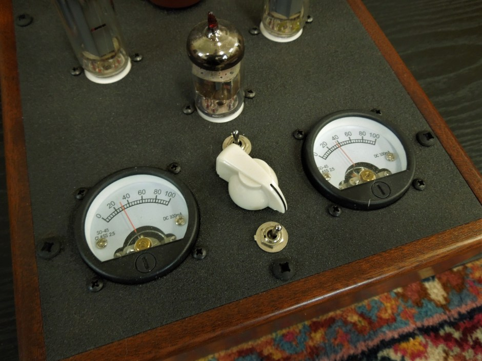 Decware and their low-powered SET, the Zen Triode.