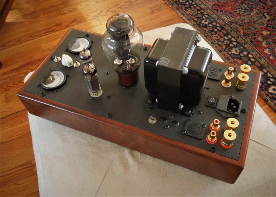 Decware makes low-powered SET amplifier.