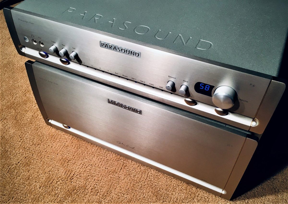 Parasound Halo P 6 2.1 Channel Preamplifier and DAC | REVIEW