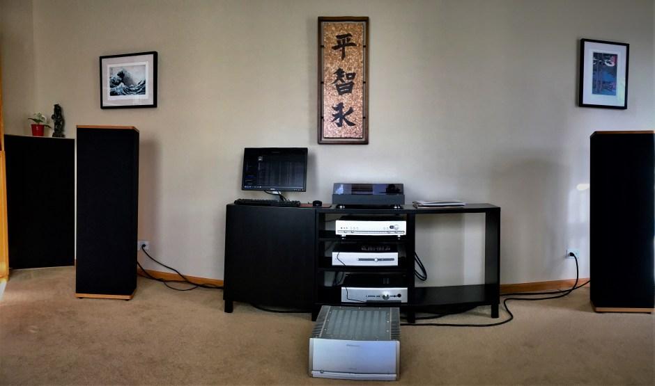 graig neville's listening room