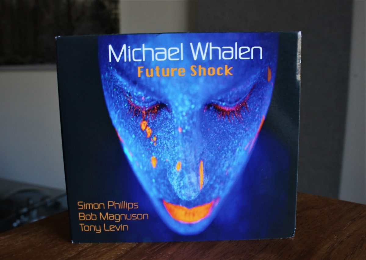 Michael Whalen, Future Shock | The Vinyl Anachronist