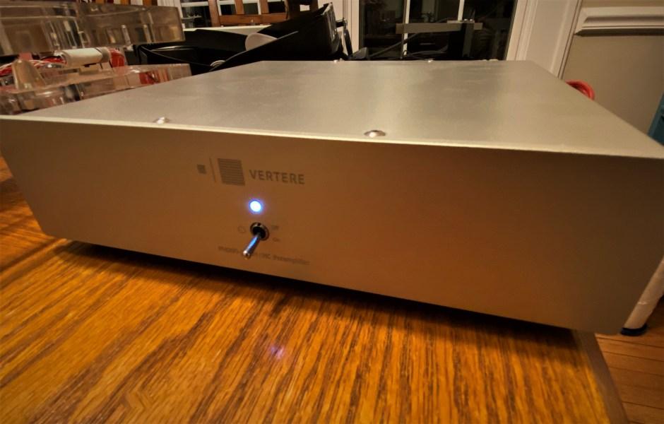 vertere acoustics phono-1