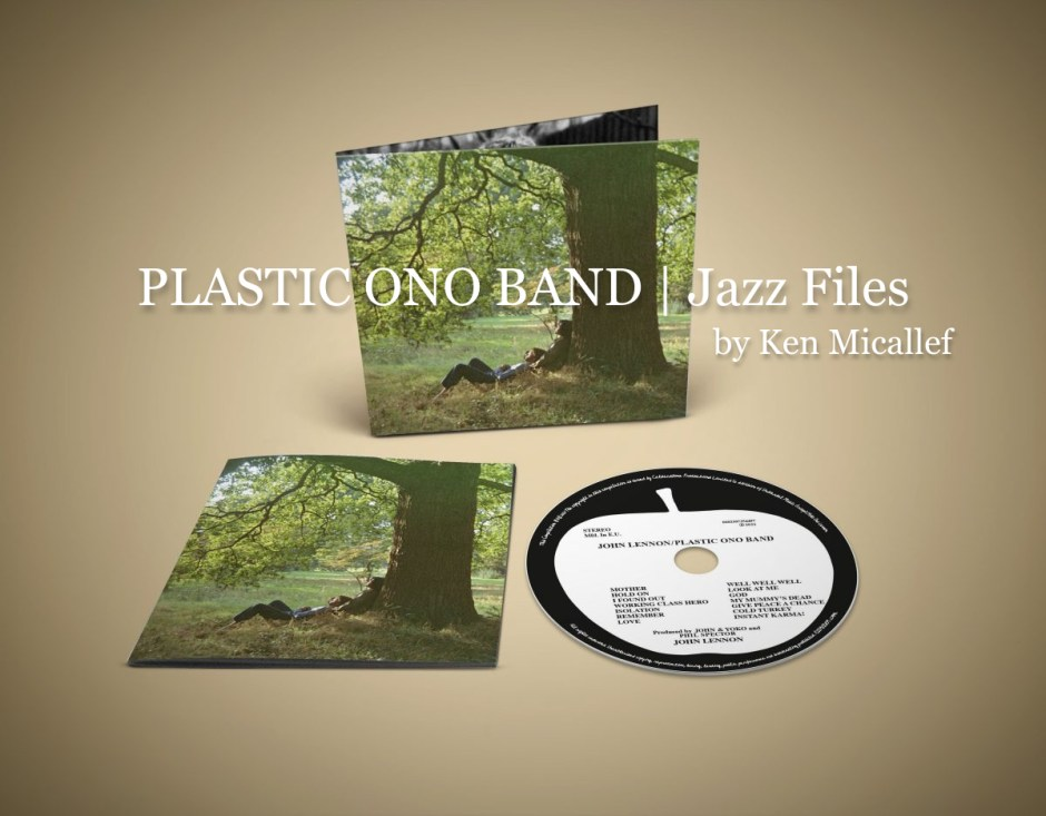 plastic ono band reissue