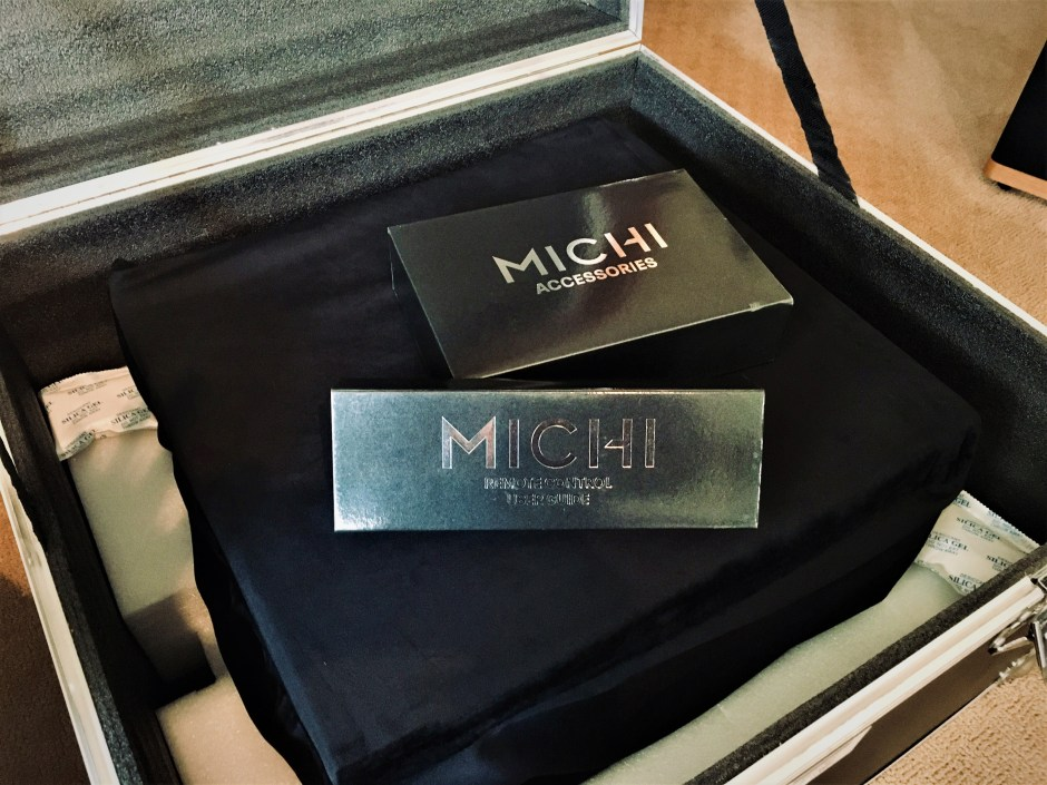 freight case for rotel michi
