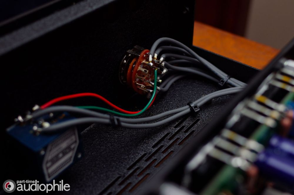 Audio by Van Alstine SET 120 Control Amplifier