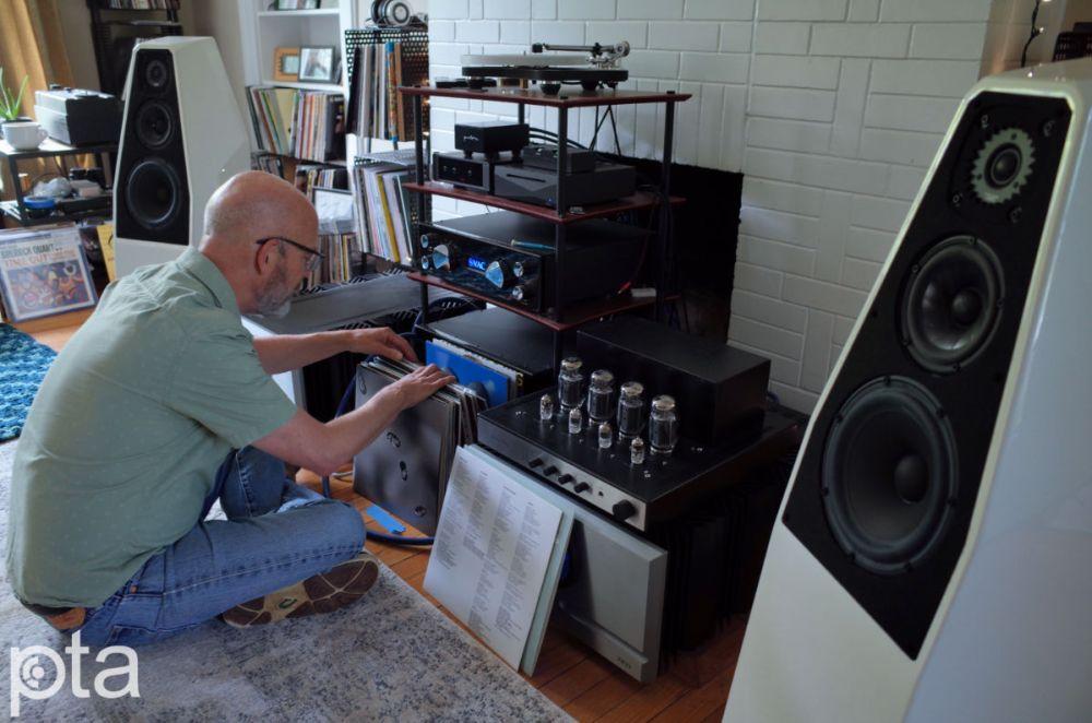 wilson audio sabrinax loudspeakers