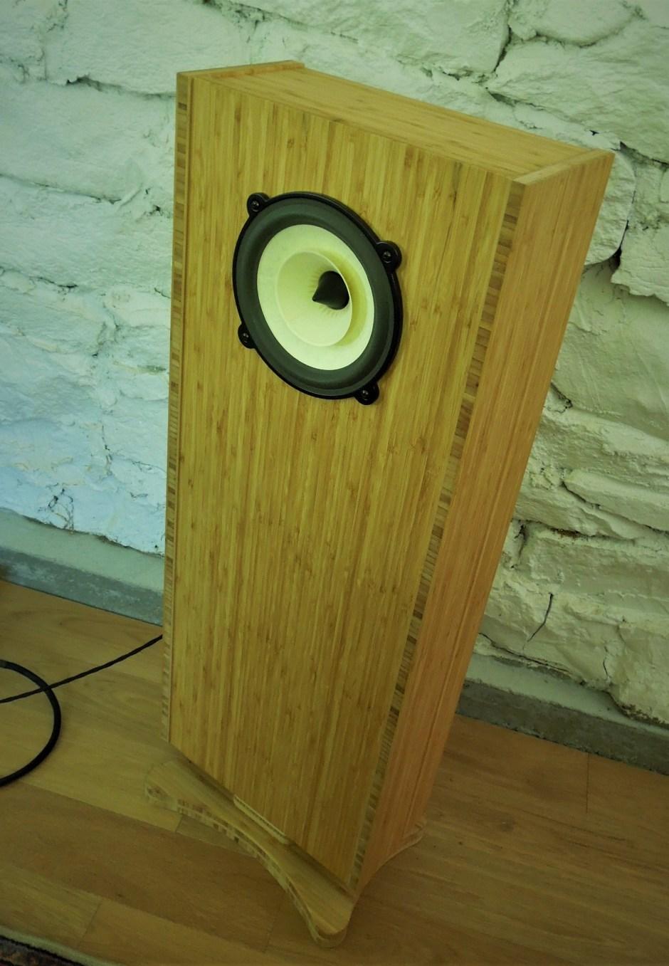 john richardson reviews the charney audio maestro