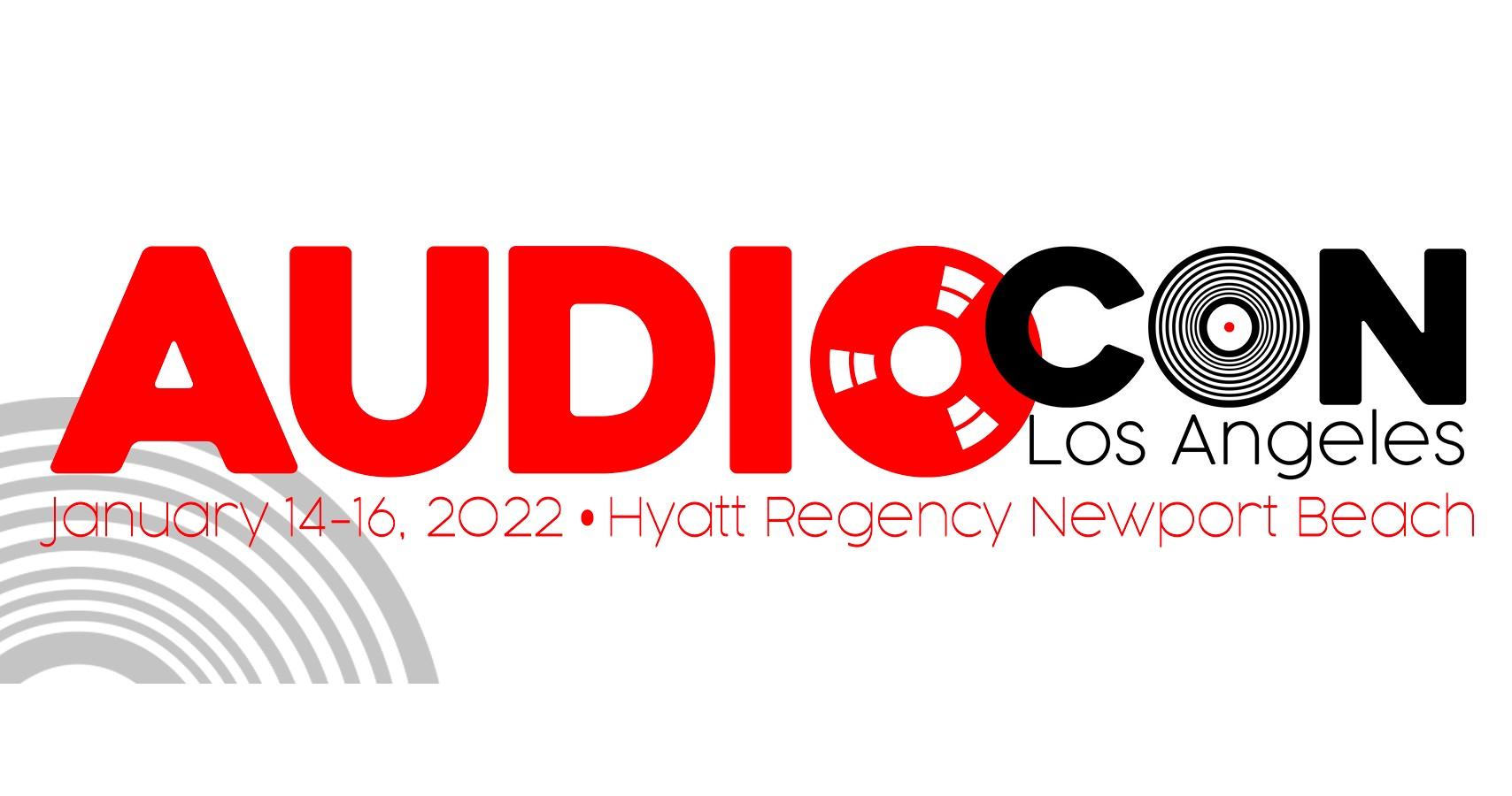 AudioConLA announced for Los Angeles 2022