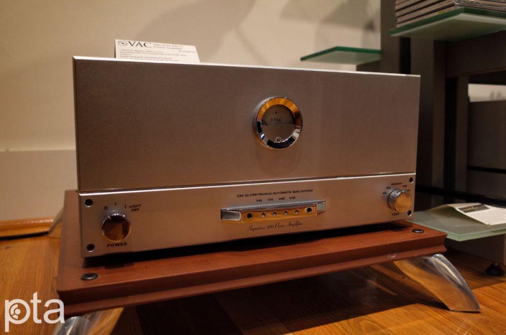 VAC amplifier
