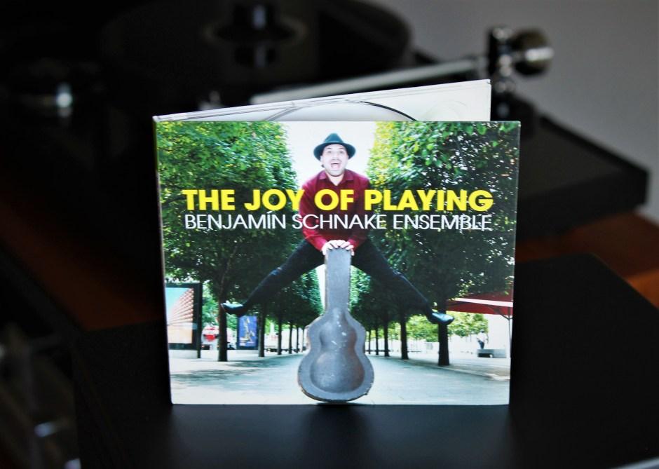 benjamin schnake ensemble's the joy of playing