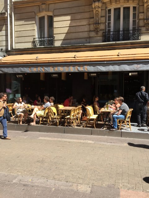 Café Daguerre
