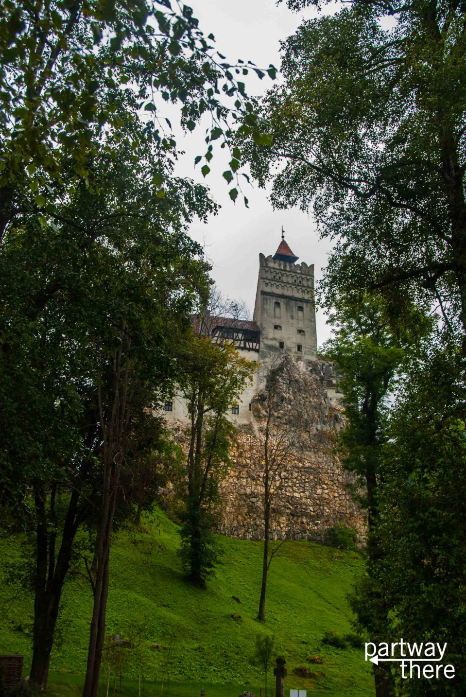 Bran Castle in Transylvania
