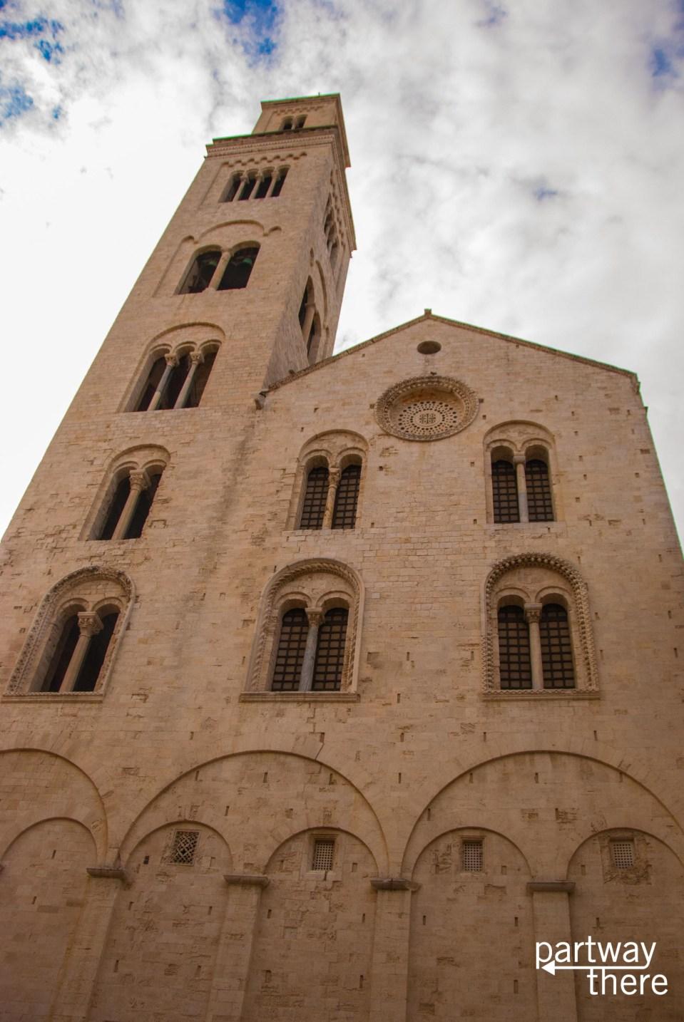 The main church in Bari