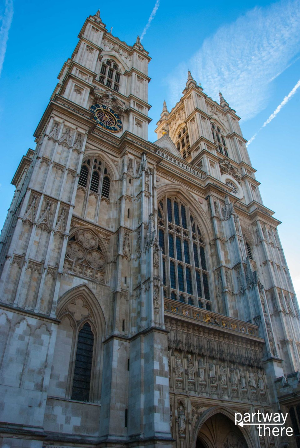 Westminster Abbey in October 2017