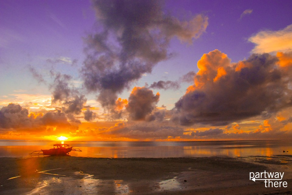Siargao sunrise