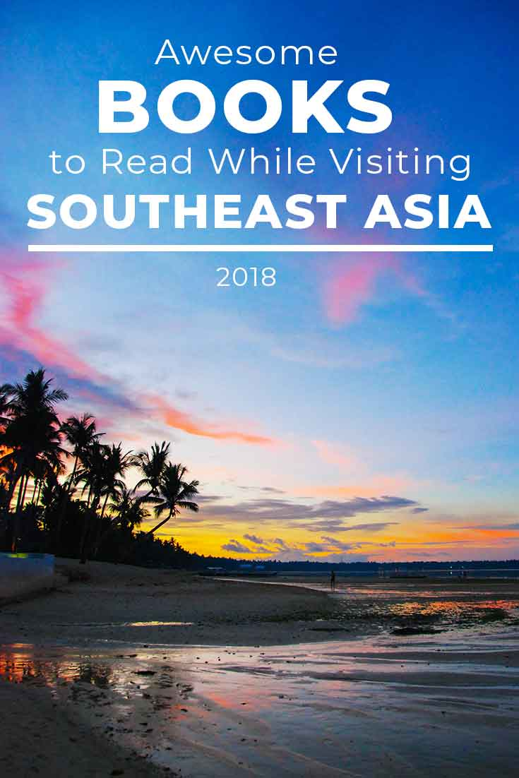 Awesome books to read while visiting southeast asia