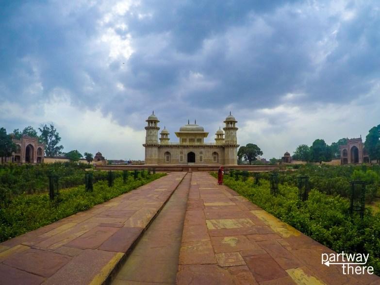 The Baby Taj in Agra