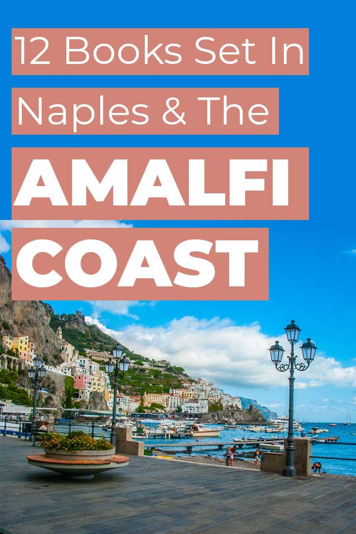 Books set in Naples and the Amalfi Coast