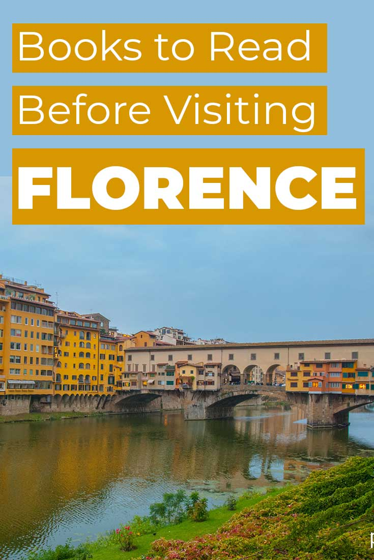Books to read before visiting Florence, Italy