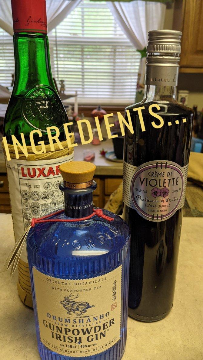 Ingredients...