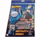 Batman Activity Pack