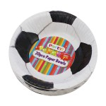 Football Party Paper Bowls