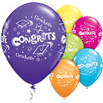 Graduation Caps Balloons