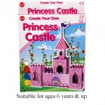 Crate your own Princess Castle