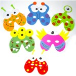 Little Monster Masks