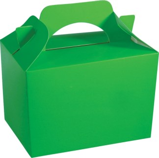 Neon Green Party Box