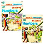 Pencil By Numbers
